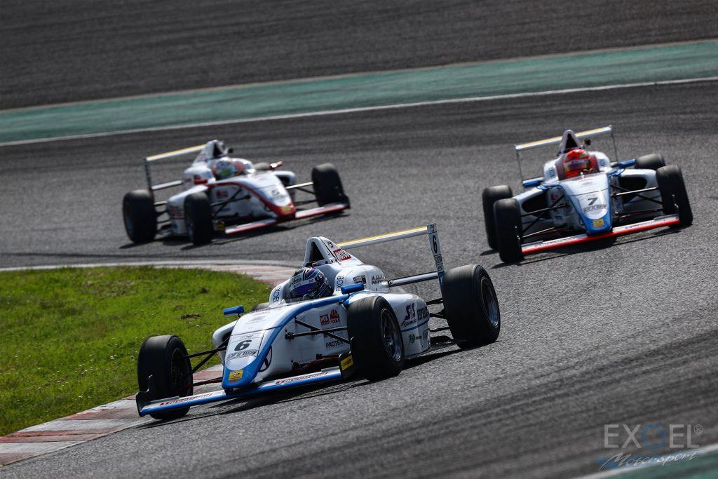 EXGEL FIA-F4
