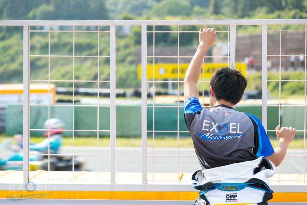 EXGEL Yuto Nomura