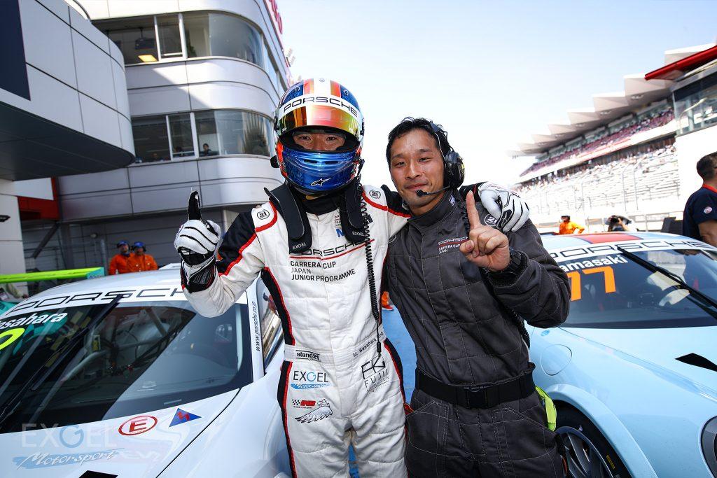 Ukyo Sasahara PCCJ