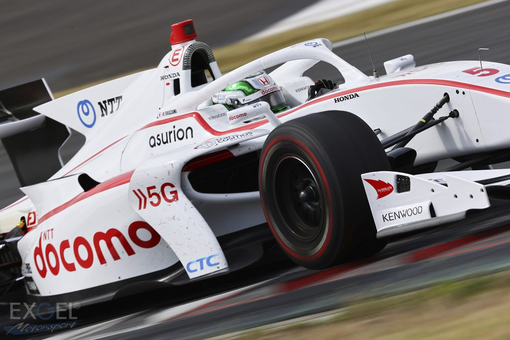 Nirei Fukuzumi-Super Formula Rd.1