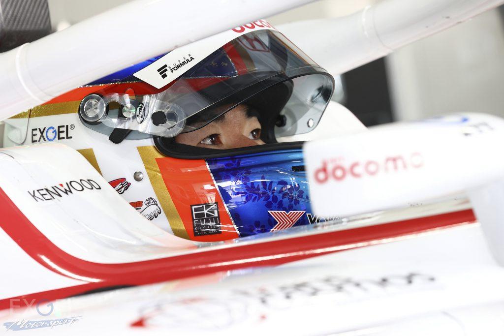 Ukyo Sasahara-Super Formula Rd.1